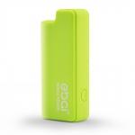 แบตสำรอง ebai Mobile Power 2400 mAh สีเขียว