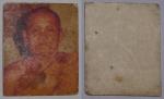 รูปถ่ายหลวงปู่ชา วัดหนองป่าพง ยุคแรก