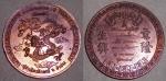 เหรียญมังกรหลวงพ่อเกษม เขมโก สุสานไตรลักษณ์ สวย