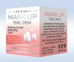 ครีมไข่มุก มาร์คอัพ(Mark Up Pearl Cream) ครีมไข่มุกแท้บริสุทธิ์ ขาวเนียน ใส ไร้สิว ครีมมาร์ค อัพ ของแท้ ขายดีที่สุด