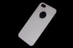เคสไอโฟน 4 4s motomo สีเงิน