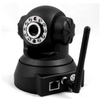 IP camera กล้องวงจรปิด online ไร้สาย ดูผ่านอินเตอร์เน็ท-มือถือ ภาพชัด