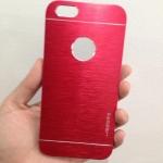 เคสไอโฟน 6 motomo โชว์โลโก้ สีแดง