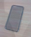 เคสไอโฟน 6 เคสยางสีดำใส