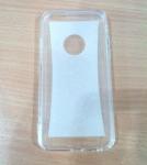 เคสไอโฟน 6 เคสยางกากเพรช สีใส