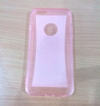 เคสไอโฟน 6 เคสยางกากเพรช สีแดง