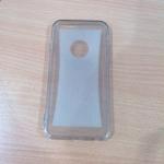 เคสไอโฟน 6 เคสยางกากเพรช สีดำ