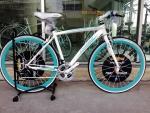 (หมด)จักรยานไฮบริด Chevrolet รุ่นFEVER 5.0