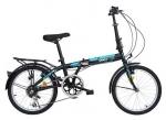 (หมด)จักรยานพับได้ WCI Steed (สตีด) 20 นิ้ว