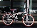 (หมด)จักรยานพับได้ WCI รุ่น Peakk 24 นิ้ว