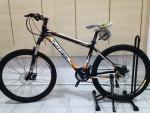 (หมด)จักรยานเสือภูเขา Twitter รุ่น TW3300 สี ดำ-ส้ม