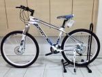 (หมด)จักรยานเสือภูเขา Twitter รุ่น TW3300 สี ขาว-ฟ้า