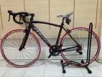 จักรยานเสือหมอบ MIR PARTO 2015 สี ดำ-แดง