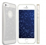 เคสไอโฟน 6 พลัส เคสยางเพรช สีดำ