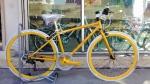 จักรยานไฮบริด TrinX รุ่น P260 เหลือง