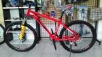 (หมด)จักรยานเสือภูเขา PANTHER รุ่น VINO สีแดง