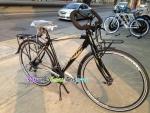 (หมด)จักรยานทัวร์ริ่ง MIR ADVENTURE Touring สีดำ-ทอง