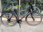 (หมด)จักรยานทัวร์ริ่ง MIR ADVENTURE Touring สีดำ-เงิน
