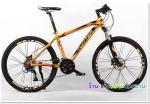 (หมด)จักรยานเสือภูเขา Twitter รุ่น TW4900 สีทอง