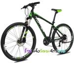 (หมด)จักรยานเสือภูเขา Twitter รุ่น TW7500 สีดำเขียว