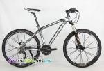(หมด)จักรยานเสือภูเขา Twitter รุ่น TW5500XC สีดำเทา