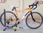 (หมด)จักรยานเสือหมอบ WCI รุ่น Fusion สีส้ม/ดำ