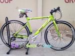(หมด)จักรยานไฮบริด WCI รุ่น SONIC สีเขียว