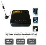 3 GSM GATE WAY FCT-3G 1FXS ราคา 7,500.- เครืองแปลงสัญญาณโทรศัพท์มือถือ 3G GATEWA