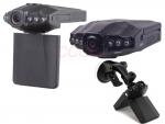 กล้องติดรถยนต์ HD DVR F198 เมนูไทย จอ 2.5 นิ้ว มีอินฟาเรด 6 ดวง มุมกล้อง 120 องศ