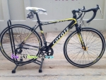 (หมด)จักรยานเสือหมอบ Coyote Race 2015 สีดำเหลือง