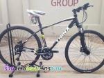 (หมด) จักรยานไฮบริด TRINX รุ่น P600K สีดำเขียว