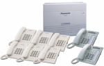 ตู้สาขาโทรศัพท์ KX TEM824BX ขนาด 6 สายนอก16 สายใน ราคา 18,750.-