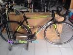 จักรยานเสือหมอบ Format รุ่น Con50 สีดำเขียว