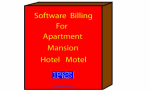 โปรแกรม คำนวณค่าโทรศัพท์ / และบริหารจัดการ อพาร์ทเม้นท์ ราคา 6,000 .-
