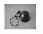 สินค้าตัวโชว์ กล้องวงจรปิดสีแบบโดม KW-300 ราคา 400.-