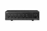 A 230 HV TOA PA Amplifier 30 W, เครื่องผสมสัญญาณเสียง พร้อมเครื่องขยายเสียง ขนาด