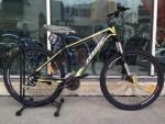 จักรยานเสือภูเขา MIR รุ่น Beta 27.5 สีดำเหลือง