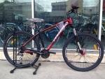 จักรยานเสือภูเขา MIR รุ่น Beta 27.5 สีดำแดง