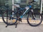 จักรยานเสือภูเขา MIR รุ่น Beta 27.5 สีดำน้ำเงิน
