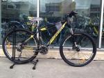 จักรยานเสือภูเขา FORMAT ล้อ 27.5 นิ้ว เกียร์ DEORE 30 สปีด สีดำเหลือง