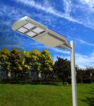 โคมไฟถนน LED โซล่าเซลล์ All in one solar street light รุ่น PIS-30