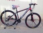 (หมด)จักรยานเสือภูเขา TWITTER รุ่น TW7000 ล้อ 27.5 สีแดง