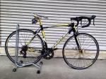 จักรยานเสือหมอบ PANTHER รุ่น MOVE เกียร์ตบ ดำเหลือง