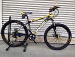 จักรยานเสือภูเขา PANTHER รุ่น SPARK สีดำเหลือง