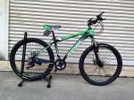 จักรยานเสือภูเขา PANTHER รุ่น SPARK สีดำเขียว
