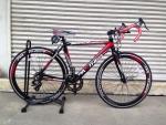 จักรยานเสือหมอบ Panther รุ่น March สีดำแดง