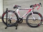 จักรยานเสือหมอบ Panther รุ่น March สีขาวแดง