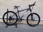 จักรยานเสือภูเขา TRINX รุ่น X1A ปี 2016 สีดำน้ำเงิน