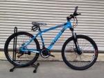จักรยานเสือภูเขา TRINX รุ่น M136 ปี 2016 สีฟ้าดำ