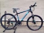 จักรยานเสือภูเขา TRINX รุ่น M136 ปี 2016 สีดำฟ้า